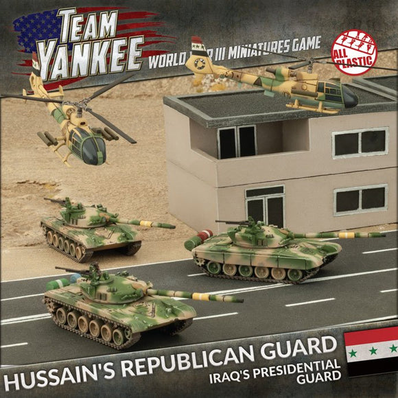 Team Yankee: Hussein's Republican Guard