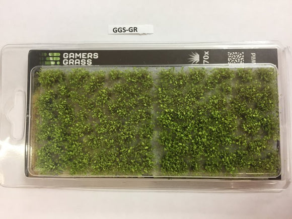 Gamer's Grass: Green Shrub