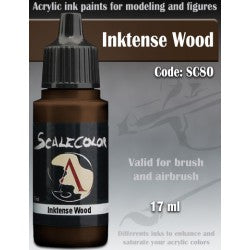 Scale75 - Scale Colour Inktense Wood