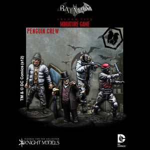 Batman Miniatures Game: Penguin Crew