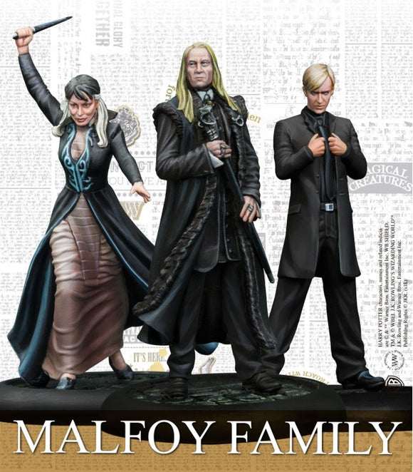 Harry Potter Miniature 35 Malfoy Family