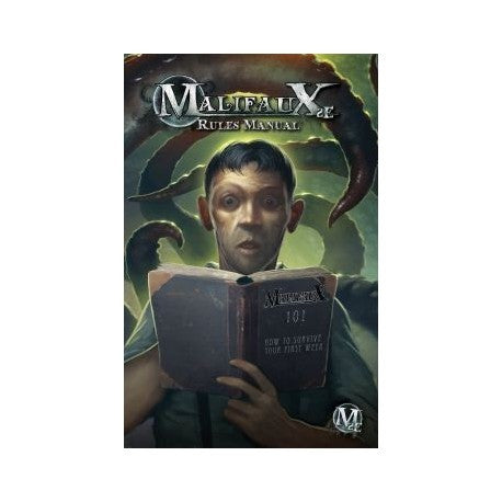 Malifaux M2E Rules Manual Handbook