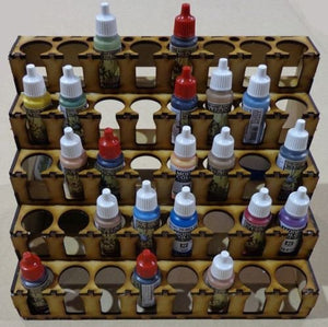 TTCombat Terrain - Paint Rack 40 Vallejo/Army Painter Size
