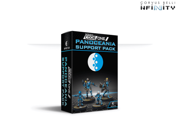 PanOceania: PanOceanian Support Pack (New)