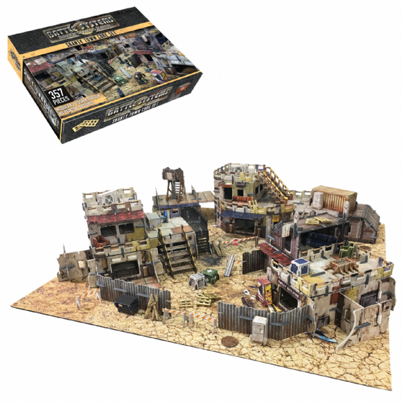 Battle Systems: Shanty Town Core Set
