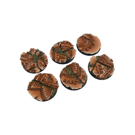 Micro Arts: Shrine Bases, Round 40mm (2)