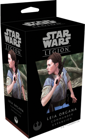 Star Wars: Legion Leia Organa Commander Expansion