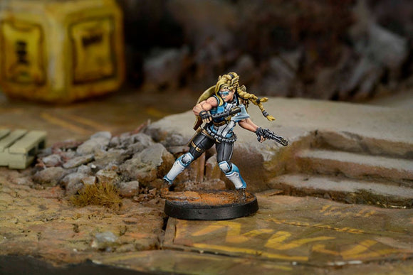 Infinity: Valkyrie, Elite Bodyguard (Convention Exclusive Model)