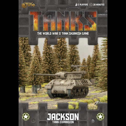 TANKS US Jackson (M10/M36)