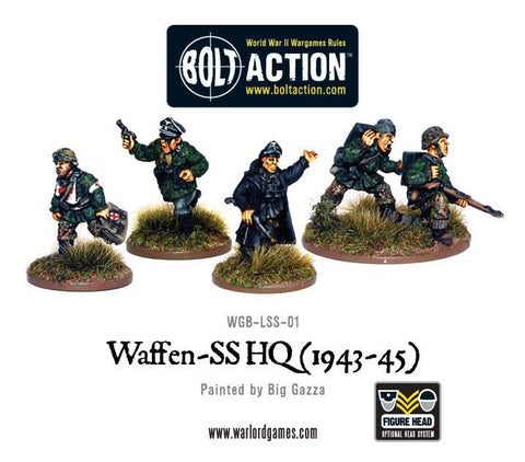 Bolt Action: Waffen-SS HQ (1943-45)
