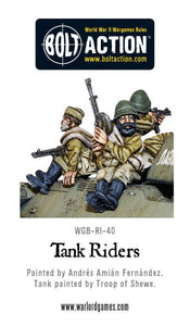 Bolt Action: Soviet Tank Riders