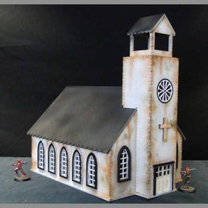 TTCombat Terrain - Church