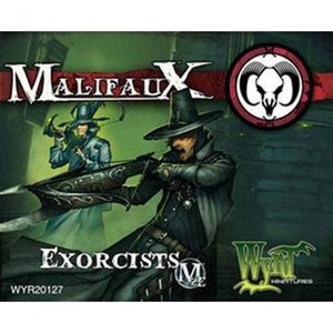 Malifaux Guild: Excorcists