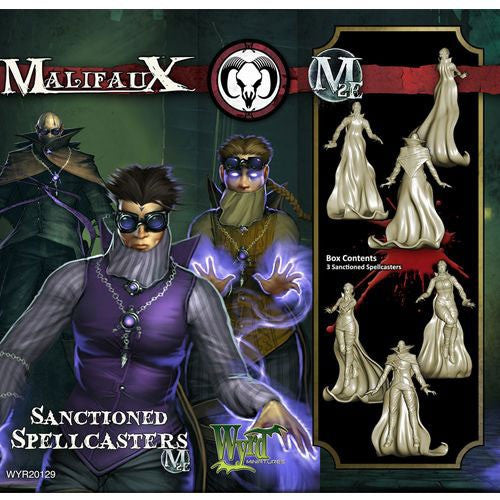 Malifaux Guild: Sanctioned Spellcasters