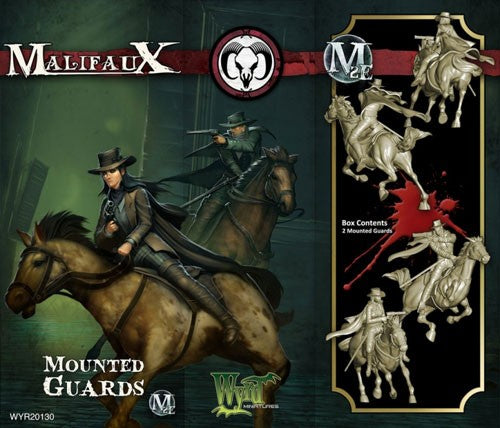 Malifaux Guild: Mounted Guards