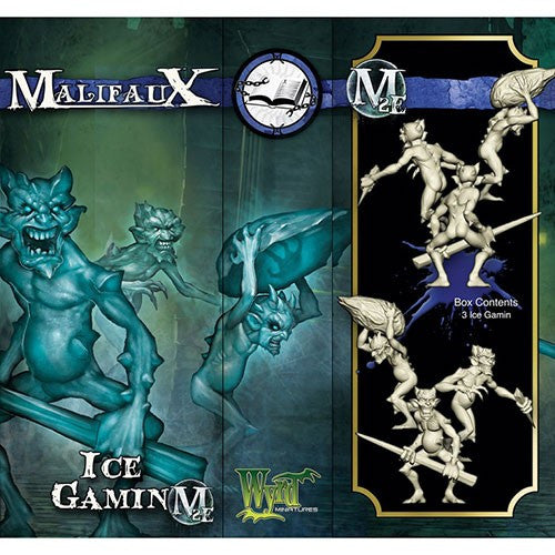 Malifaux Arcanists: Ice Gamin Box