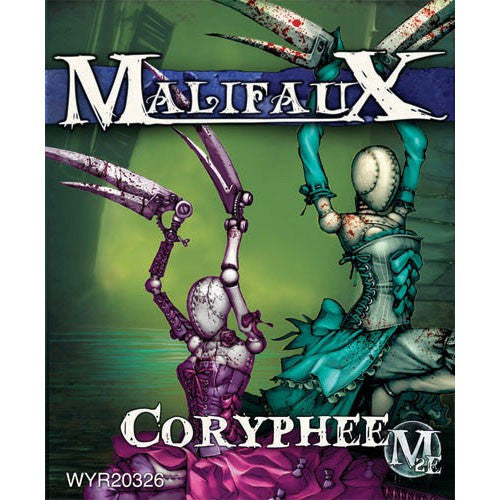 Malifaux Arcanists: Coryphee