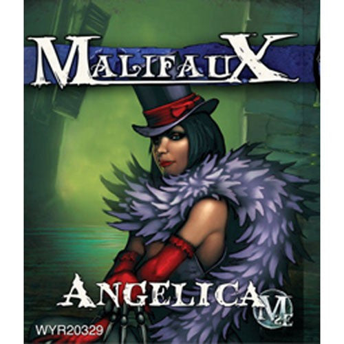 Malifaux Arcanists: Angelica