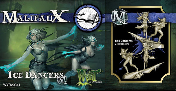 Malifaux Arcanists: Ice Dancers