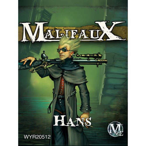 Malifaux Outcasts: Hans