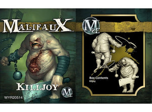 Malifaux 2E: Outcasts - Killjoy