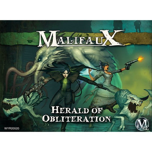 Malifaux Outcasts: Herald of Obliteration (Tara) Set