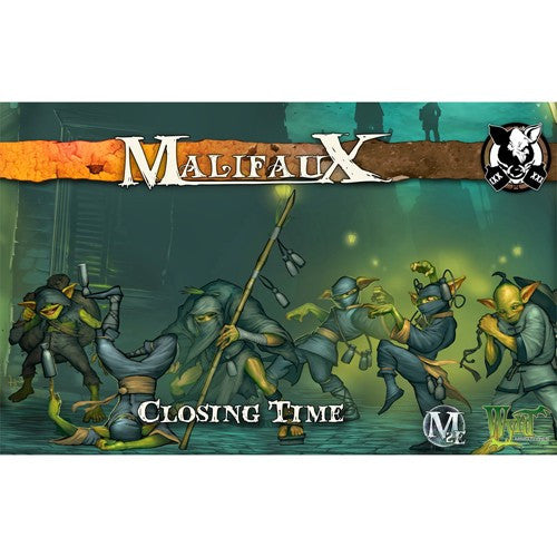 Malifaux Gremlins: Closing Time (Brewmaster)