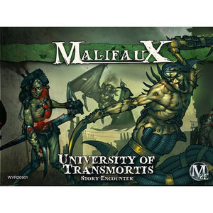 Malifaux 2E Encounters: University of Transmortis Box Set