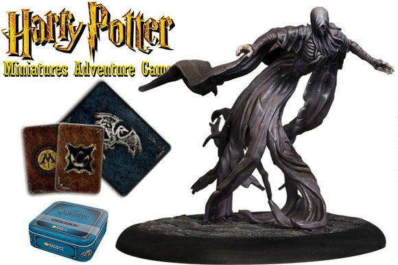 Harry Potter Miniature 35 mm Adventure Pack Dementor