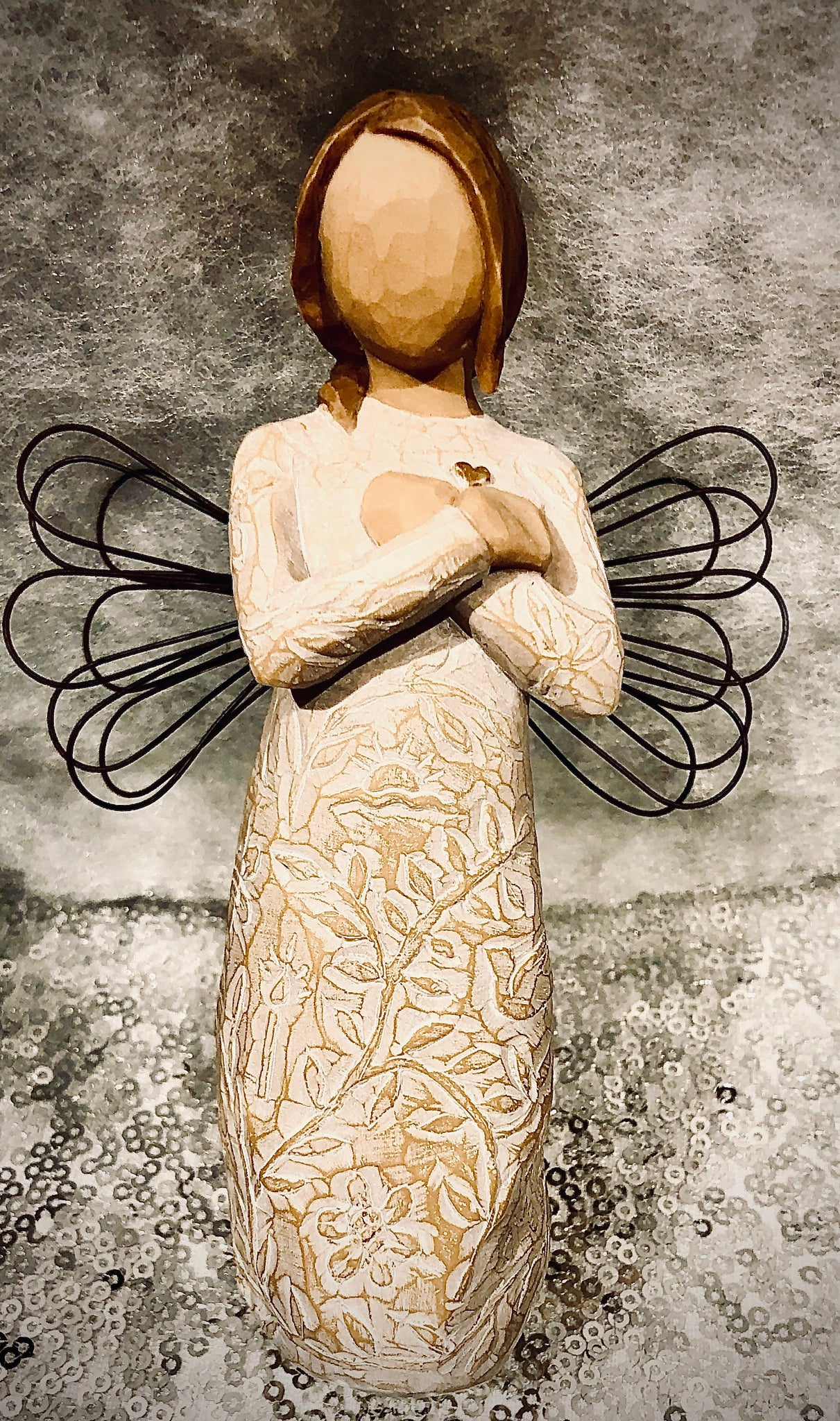 Willow Tree - Remembrance Angel