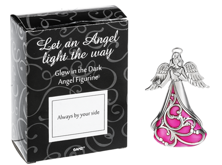 Always by your side - glow in the dark angel