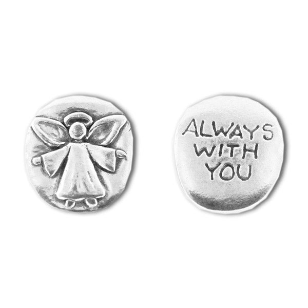 Always With You angel coin