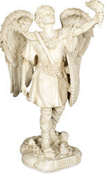 Angel Star - Archangel Uriel figurine (7 in. tall)