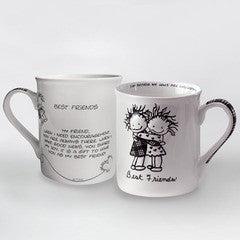 Best Friends mug