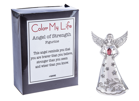 Angel of Strength - Color My Life collection
