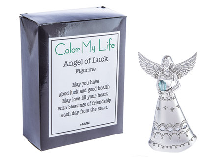 Angel of Luck - Color My Life collection