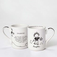 Daughter mug by Marci
