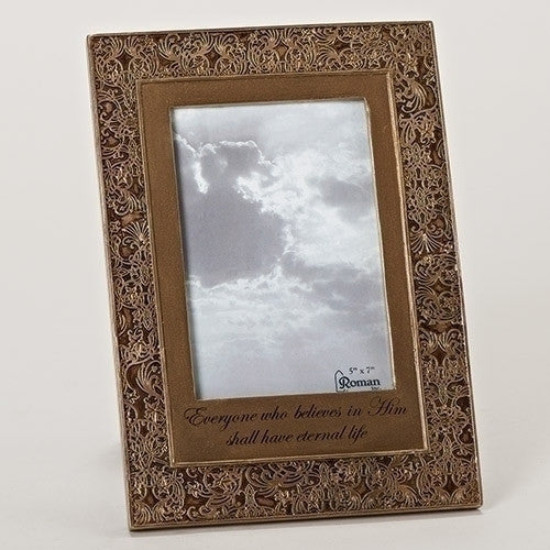 Eternal Life Memorial picture frame