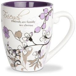 Friends colourful mug