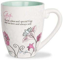 Gigi colourful mug