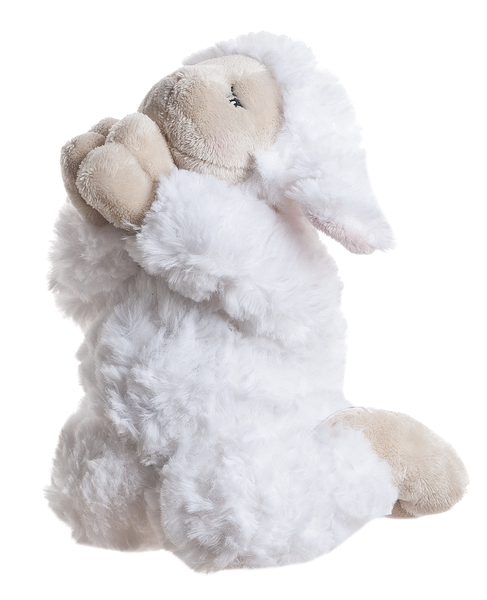 Plush Prayer Lamb