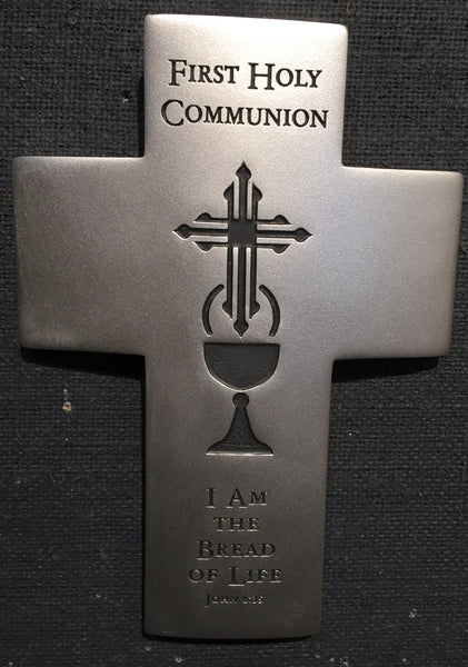 First Holy Communion hanging cross