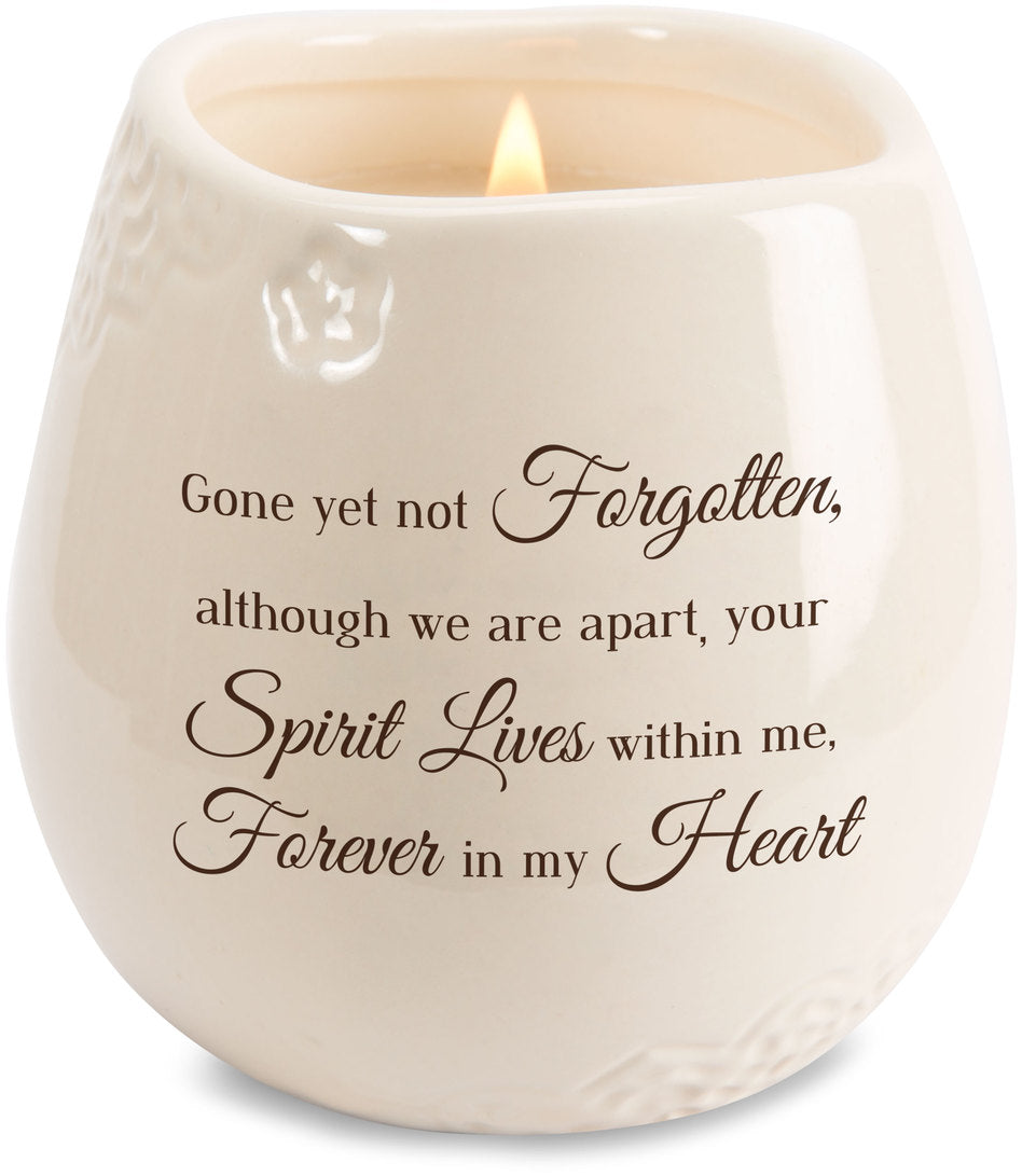 Light Your Way - Heart soy candle