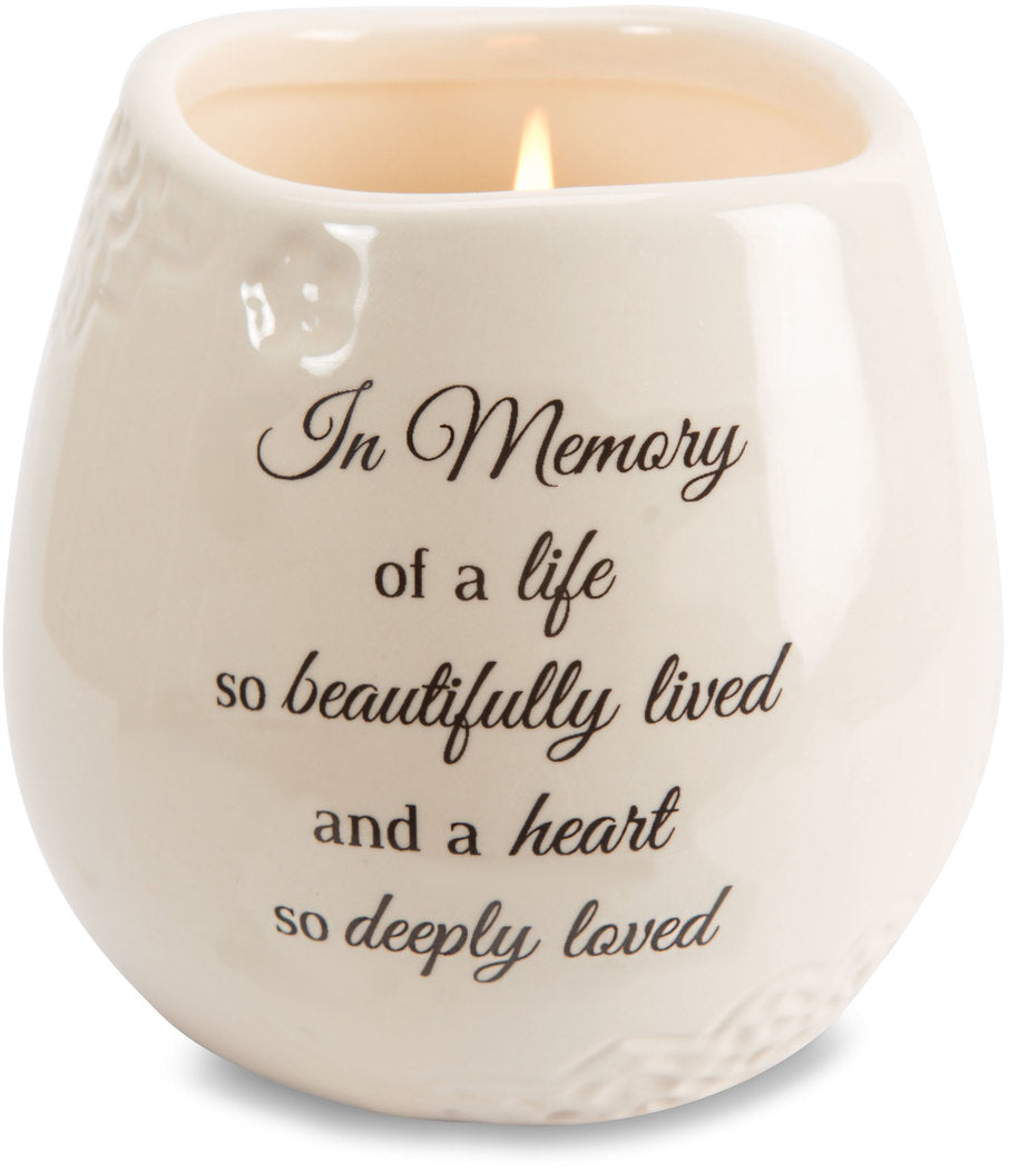 Light Your Way - In Memory soy candle