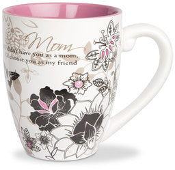 Mom colourful mug