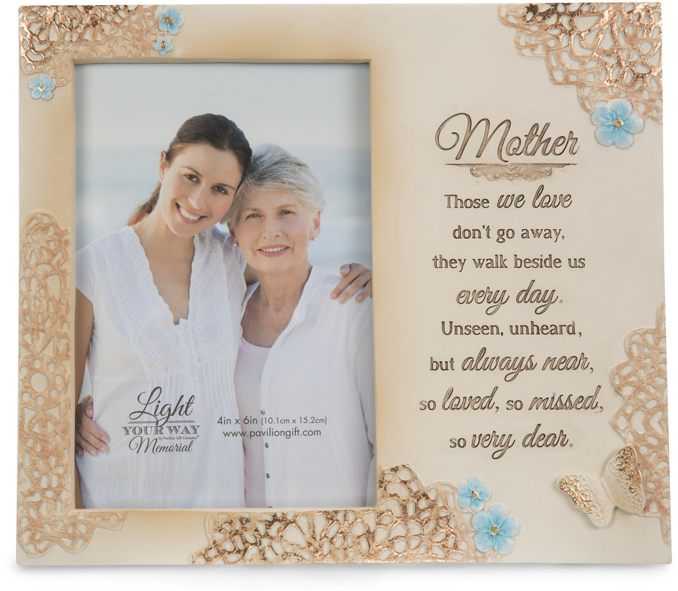 Light Your Way - Mother memorial frame