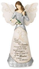 Elements - Serenity Prayer angel
