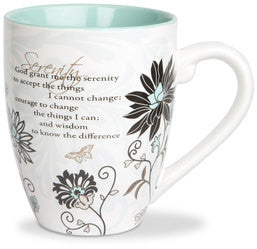 Serenity colourful mug