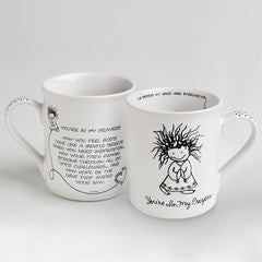 You're In My Prayers mug
