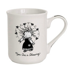 You Are A Blessing mug by Marci